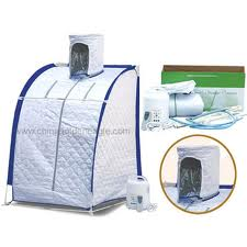 Steam Life with Landmark Portable Steam Bath