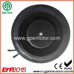 175mm EC Centrifugal Fans Impeller with EC Brushless Motor