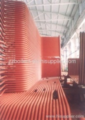 Industrial Water-cooling Wall of Boilers