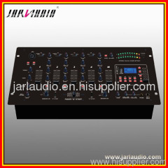 PA Audio Mixer, Professional mixing console