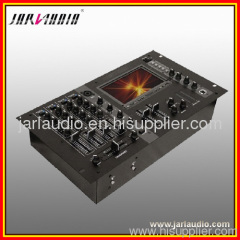 DJ Mixer with MP4