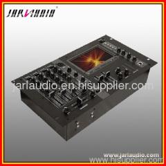 DJ Mixer with MP4