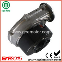 230V EC Radial Blower fan for wood stove and oil boiler