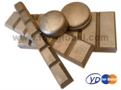 Excavator part antiwear wear plate for bucket chocky bar