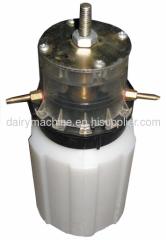 vacuum pump Delaval oiler