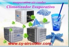 Climatizador evaporativo Industrial 18000 CFM