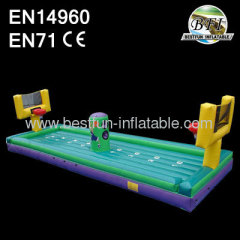 Bungee Run Basketball Inflatable Game