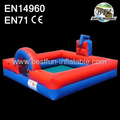 Inflatable Foam Pit Pool