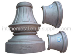 aluminum sand castings part