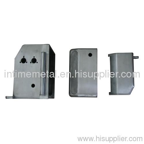 aluminum sand casting spare parts