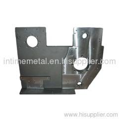 aluminium sand casting parts