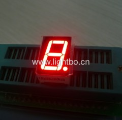 Single digit 0.56 inch anode led display; 0.56