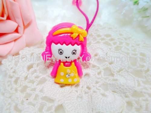 Children Hair accessories, Children Hair ornament Fancy Handmade DBFS1101 Lovely Hair Rubber Band/Hair Elastic Band