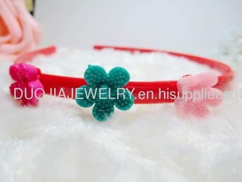 Hair Band hair accessories flower shape