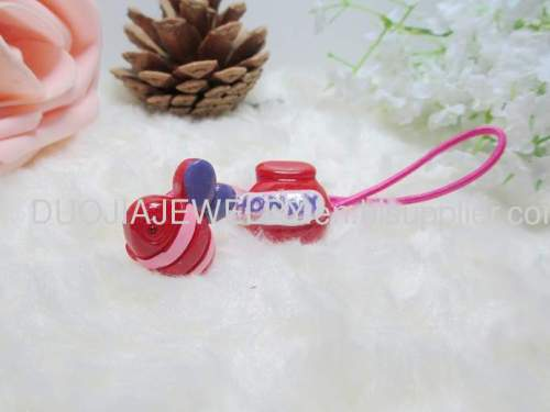 SBFS1101Hair Accessories Hair Rubber Band with Resin