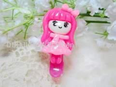 YZJ1102 Lovely Girl Shape Hair Clip hair accessories
