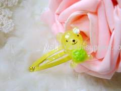 ZBBJ026 Mickey Bear Shape BB Hairpin/Hair Clip/Hair Grip