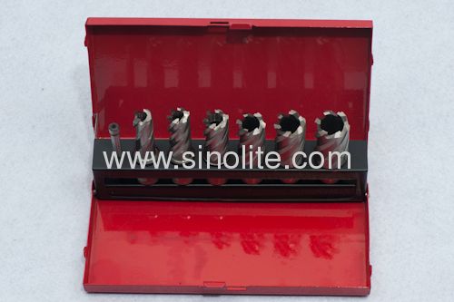 HSS Hole Cutter 6pcs/set (14-16-18-20-22-24mm)