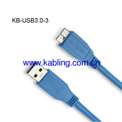 USB Cable 3.0 AM TO Micro BM