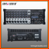 6/8/10 channels Cabinet Powered Mixer/professional power amplifier/ Powered Pro Amplifier