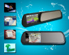 rearview mirror with gps bluetooth camera gps tracker