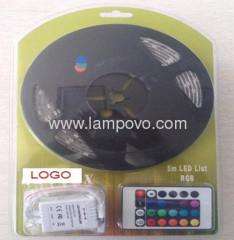 led strip 12V RGB SMD5050 36W