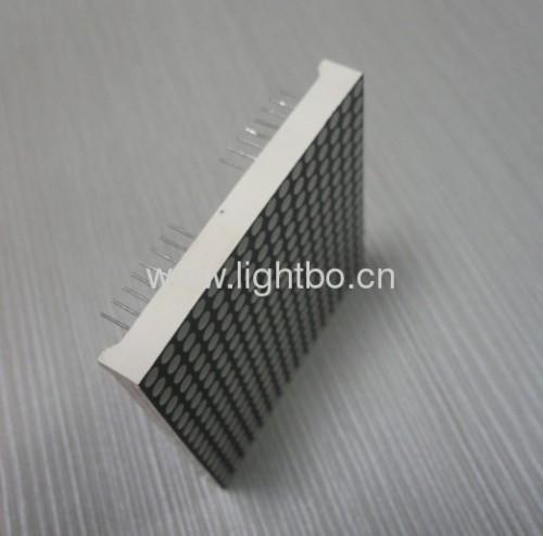3mm de matriz de puntos de 16 x 16 llevó la exhibición con dimensión del paquete 64 x 64 mm, varios colores disponibles