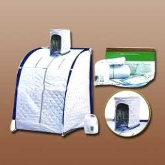 Portable steam bath with Special Features