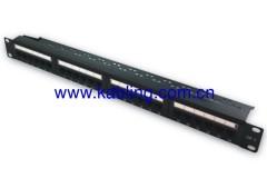 Cat 6 UTP Patch Panel PCB unitary Type