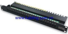 Cat 3 25 Ports Voice Patch Panel Telephone