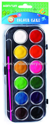DIY drawing water color painting set