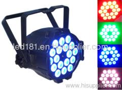 led multi par stage lighting