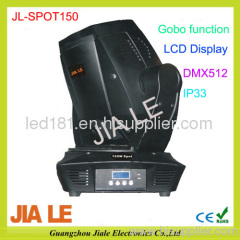 150w zoom led moving head led spot 150W moving head zoom