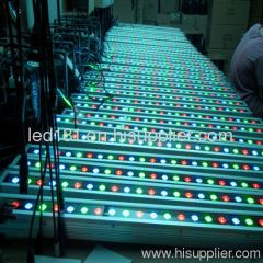 rgb led wall washer 24pcs led wall washer