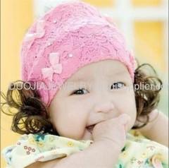 Bowknot Baby headband Baby Hair Band Baby Hair Accessorie