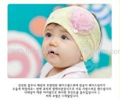Rose Design Baby headband Baby Hair Band Baby Hair Access