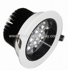 9x1W Indoor Led Ceiling Light 830-700Lm