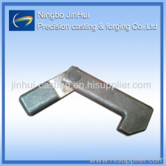 carbon steel; forging; OEM;steel gate forged parts