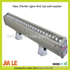 RGBW 4in1 LED Wall Washer Light Waterproof LED Wall Wash