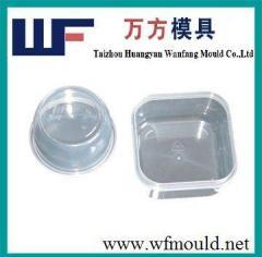 Thin wall box mold