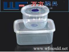 Mould for lunch box molding