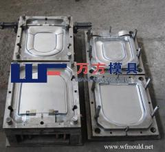Molding for toilet cover mould