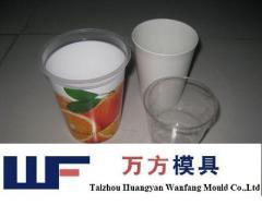 taizhou plastic cup mould