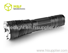police flashlight