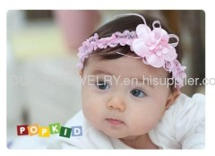 Cute Baby Headband Baby hair band with flower