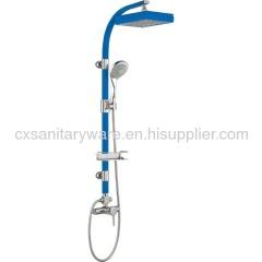 High Quality Aluminium shower sets
