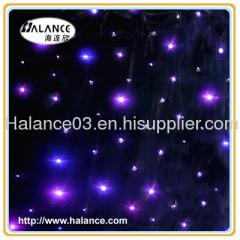 Fiber Optic Lighitng Starcloth