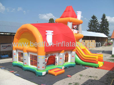 Pirate Play Bounce House
