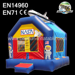 Inflatable Junmping Game - Space Bounce House