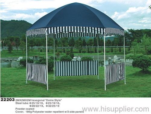 Hexagonal Dome Gazebo